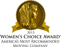 2015 Women's Choice Award Badge