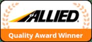 Allied Quality Award Winner