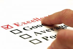 Quality checklist