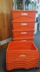 Carey Reusable Moving Crates