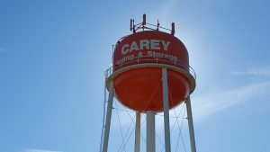 Carey Water Tower