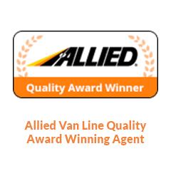 Award Winning Allied Agent