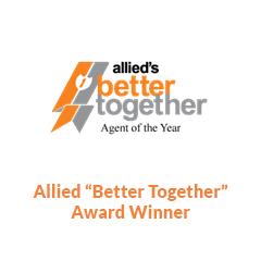 Better together award