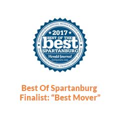 Best spartanburg Mover