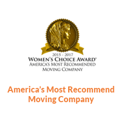 America's Most recommend Moving Company