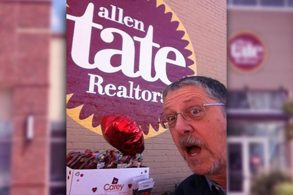 Bruce Cockerill Allen Tate Realtors