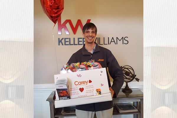 Patrick Hair Keller Williams Greenville